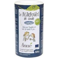 Bicarbonate cosmetique